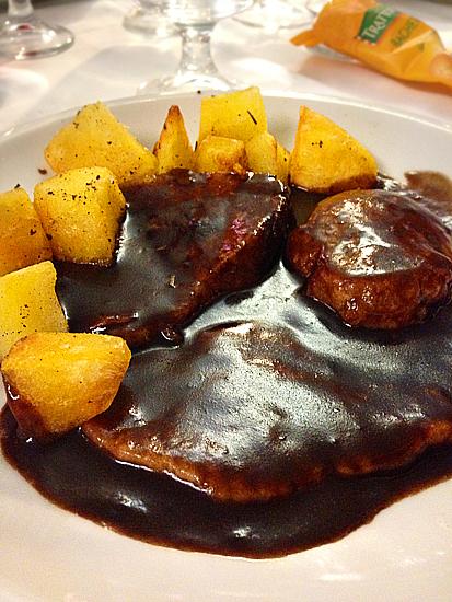 美食の街・モデナのリストランテ