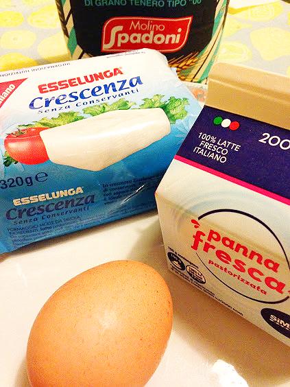 クレッシェンツァチーズのニョッキのレシピをご紹介!