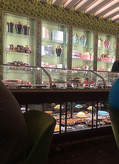 ミラノの老舗カフェ「マルケージ」の新店をご紹介!