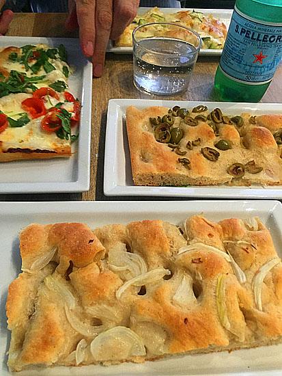 ミラノに新しくできたフォカッチェリアをご紹介!