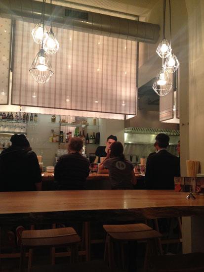 ミラノで気軽に「日本食」!